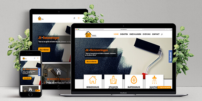 Website JK-Renovatie